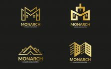 Monarch Builders Logo